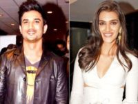 Sushant Singh Rajput And Kriti Sanon On A Relationship Break?