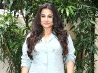 Vidya Balan all set to play NTR's wife Basavatarakam in her first Telugu film