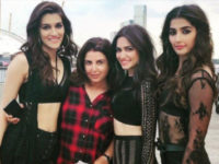 'Housefull 4' team shoots for first song 'May I Say'