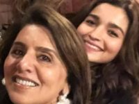 Alia Bhatt has the cutest birthday wish for Ranbir's mom Neetu Kapoor