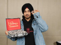 Diljit Dosanjh becomes first Punjabi singer to get wax statue at Madame Tussauds