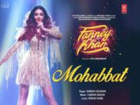 Sunidhi's voice lifts Aishwarya Rai Bachchan's 'Mohabbat'