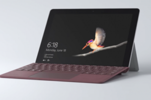 Microsoft Launches Surface Go Tablet