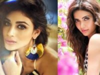 Mouni Roy, Karishma Tanna's rain dance pics will wipe away your Monday blues!