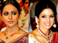 Rakul Preet Singh expected to don the role of Sridevi in NTR biopic