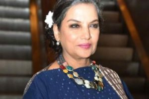 Shabana Azmi Remembers Nelson Mandela On Birth Anniversary