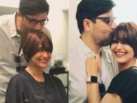 Sonali Bendre Takes Cancer Treatment Head On; Husband Goldie Behl Stands By Her Side