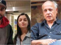 Alia Bhatt's father Mahesh Bhatt: I love Ranbir Kapoor very much