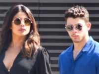 Priyanka Chopra And Nick Jonas Look Stylish In Cool Sunglasses