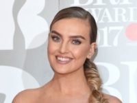 Perrie Edwards' Learning To Love Her Freckles