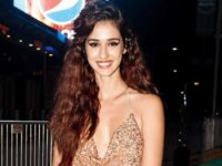 Wrapped With Love! Disha Patani's Fan From Punjab Gifts Her A Red Scarf