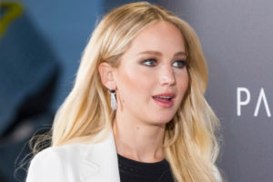 Jennifer Lawrence hints at future career in politics
