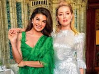 Jacqueline Fernandez And Amber Heard Are Birds Of A Feather