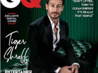 Tiger Shroff shines as the 'Entertainer of the Year ' on Magazine cover!