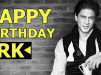 Shah Rukh Khan Happy Birthday Badshah of Bollywood