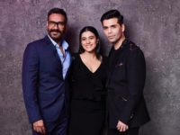 Kajol And Ajay Devgn To Go On 'Koffee' Date With Karan Johar
