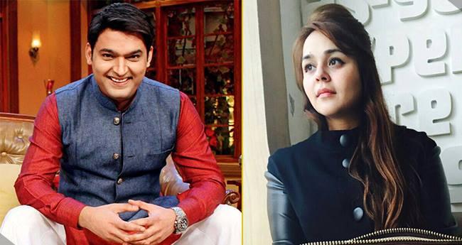 Kapil Sharma and Ginni Chathrath