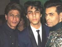 Karan Johar Wishes His 'Baby Boy' Aryan Khan On His Birthday