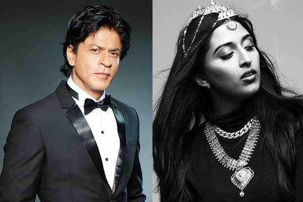 Bollywood superstar Shah Rukh Khan