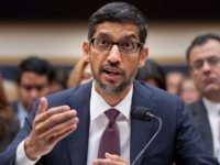 Google's Sundar Pichai Faces Privacy and Bias Questions in Congress