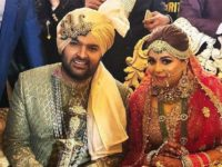 Kapil Sharma, Ginni Chatrath Marry In Jalandhar.