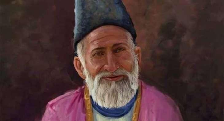 Mirza Ghalib's