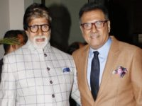 Boman Irani launches production house, Amitabh Bachchan in attendance