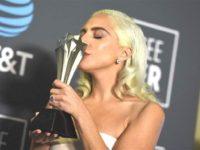 Lady Gaga thanks Bradley Cooper in heartfelt speech at Critics' Choice Awards