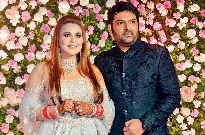 Kapil Sharma Ginni Chatrath