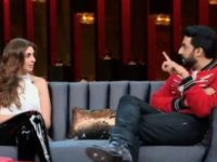 Koffee With Karan 6: Abhishek Bachchan is more scared of wife or mom? Sister Shweta reveals the secret