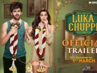 Luka Chuppi Official Trailer |