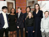 Angelina Jolie's Kids Look All Grown Up at NYC Movie Premiere
