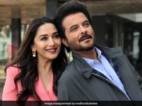Madhuri Dixit And Anil Kapoor Is All About 'Thodi Masti, Thoda Magic'