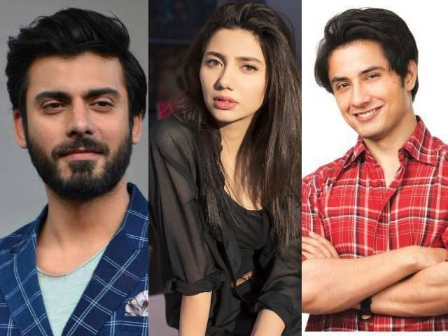 Pakistani actors banned