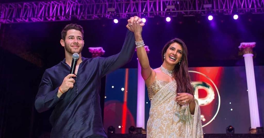 Priyanka Chopra's Valentine's Day party