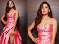 Pretty in pink! Sara Ali Khan looks nothing less than a princess