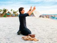 Shah Rukh Khan's new Dubai Tourism campaign in Dubai