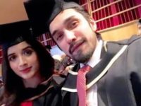 University Of London Graduates: Mawra Hocane, Uzair Jaswal