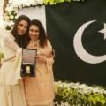 Mehwish Hayat Tamgha-e-Imtiaz