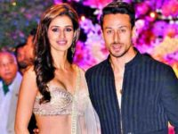 Tiger Shroff and Disha Patani groove to Badshah's rap for a commercial video