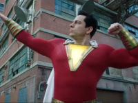 Shazam grows to $53 million debut Box Office Report