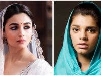 Alia Bhatt reveals she took inspiration from Pakistani actress for her role in 'Kalank', Sanam Saeed gives best wishes