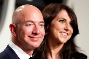 Amazon founder Jeff Bezos, wife reach biggest divorce deal in history