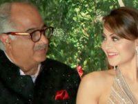 Did Boney Kapoor touch Urvashi Rautela inappropriately?