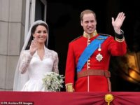 Prince William and Kate Middleton mark 8th wedding anniversary