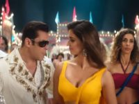 Bharat song Slow Motion: Salman Khan and Disha Patani sizzle in new party anthem