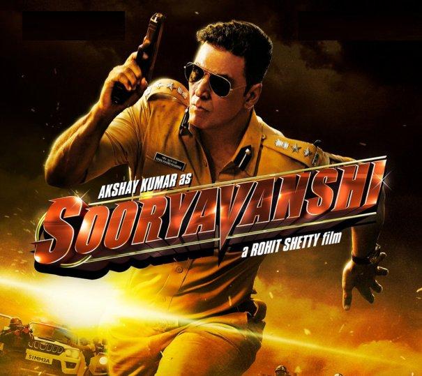 AkshayaRohit Shetty's Sooryavanshi
