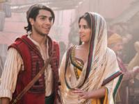 Box Office 'Aladdin' taking flight with $105 million in North America