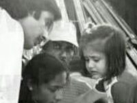 Amitabh Bachchan shares black and white photo with baby Kareena Kapoor