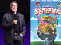 Arnold Schwarzenegger to star in Stan Lee's Animated Series Superhero Kindergarten